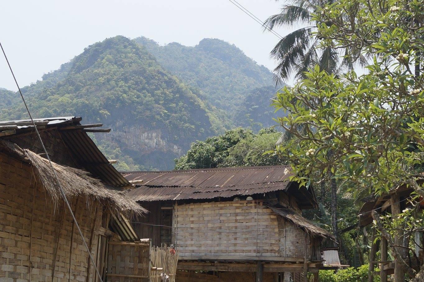 Trekking i Laos