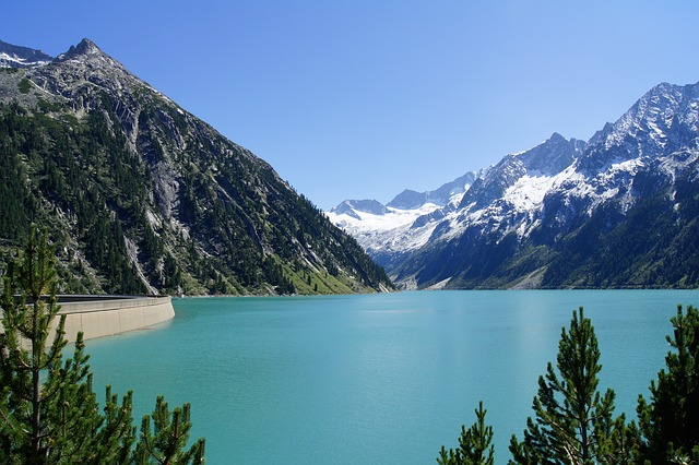 austria hiking photo