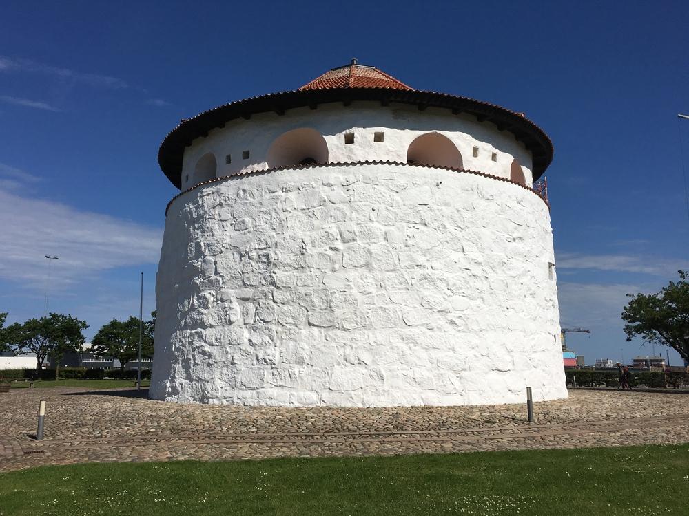 Krudttårnet i Frederikshavn