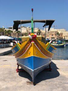 båd på malta