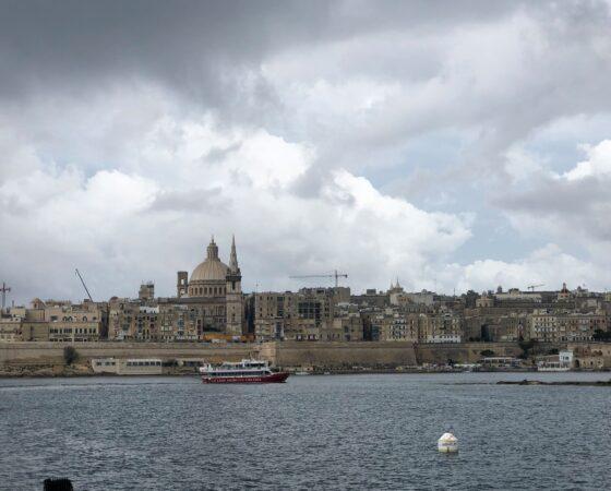 Vandring på Malta
